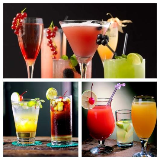 As frutas são as melhores alternativas para criar drinks personalizados