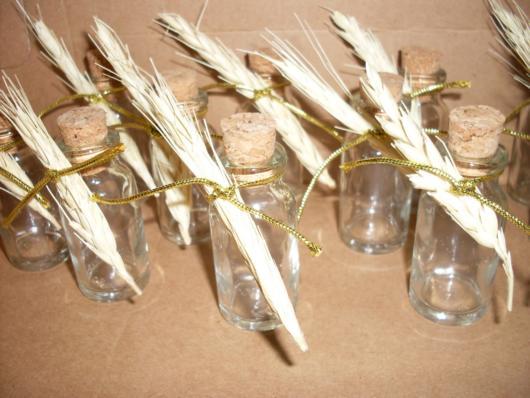 Bodas de Trigo: Lembrancinha aromatizador de ambiente