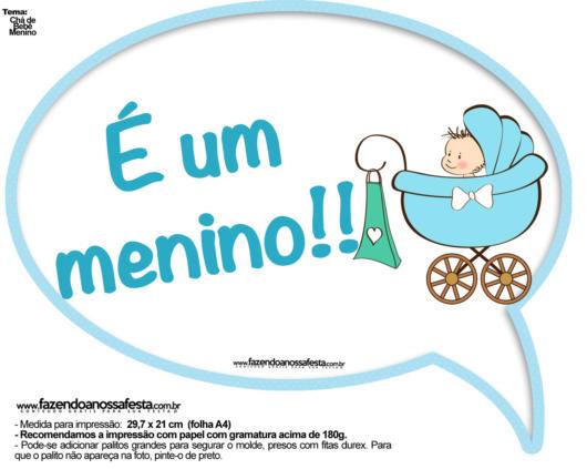 Plaquinhas Para Cha De Bebe 40 Ideias Fofissimas Para A Festa