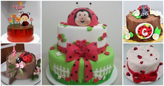ideias de bolo decorado