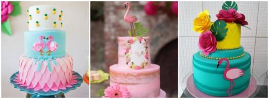 ideias para bolos de 2 e 3 andares