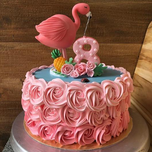 topo de  bolo com vela