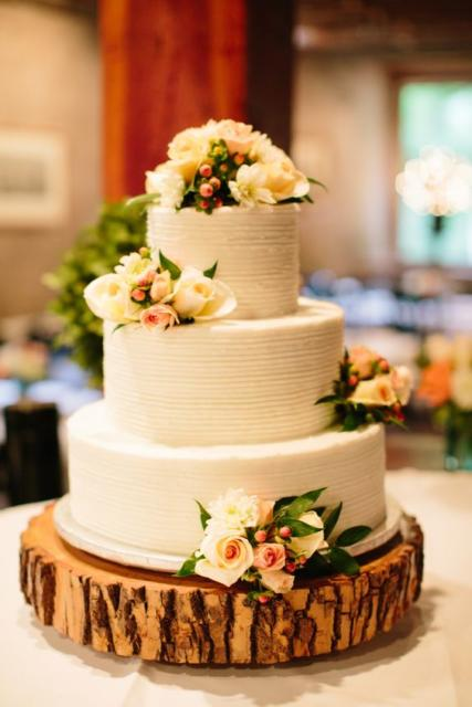 Bolo Rústico: Para casamento