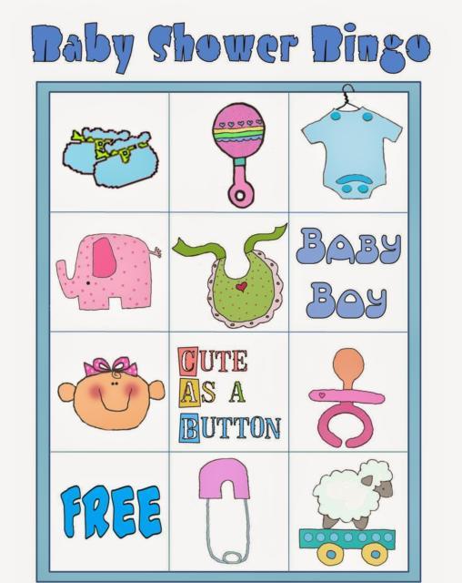 bingo do bebê