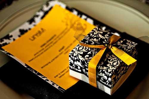 convite abelhinha impresso
