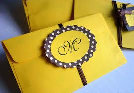 envelope convite abelhinha