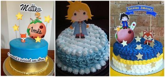 ideias de bolos simples