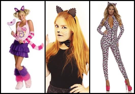 Fantasia de gatinha: Modelos para se inspirar