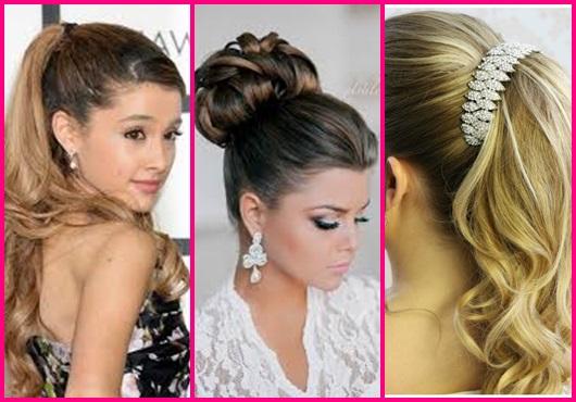 Penteados para 15 anos: Modelos para se inspirar