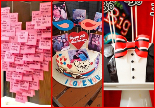 Surpresa de aniversário para marido: Inspirações