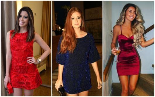 modelos de vestido curto