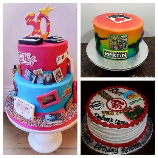 A decoração faz toda a diferença no bolo, que deve se destacar na mesa principal