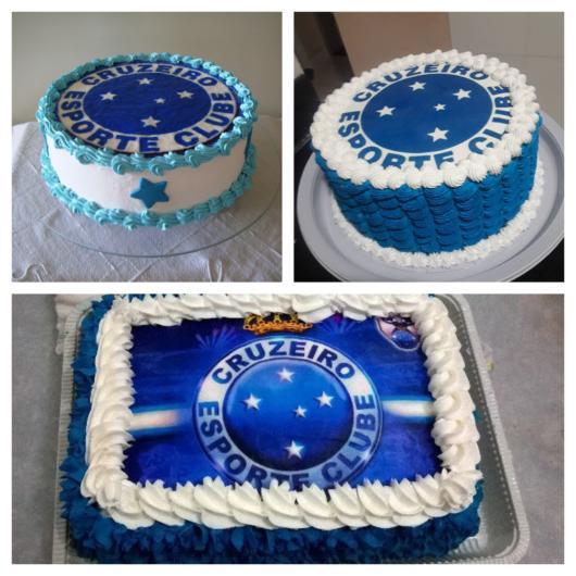 65 ideias de bolo do Cruzeiro + dicas para sua festa temática