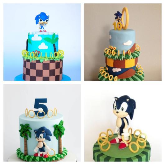 De fato, os bolos de dois ou mais andares são perfeitos para se destacar na mesa de sua festa