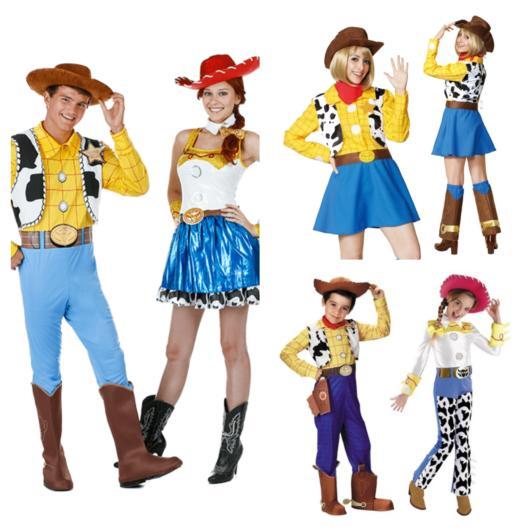 Diversos modelos de fantasia Toy Story para todos os estilos + dicas
