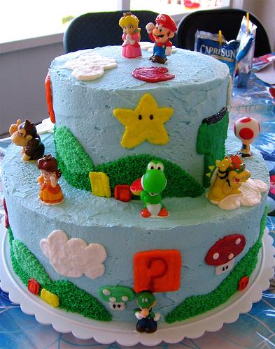 Para os amantes da franquia Mario Bros