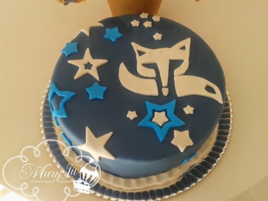 Use sua criatividade para montar um bolo do Cruzeiro diferente e impecável