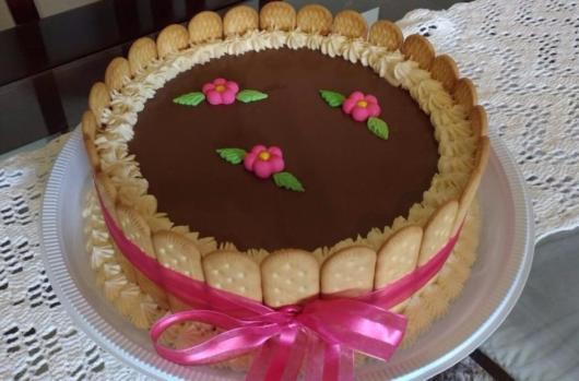 Quer valorizar o bolo? Então aposte no biscoito maisena