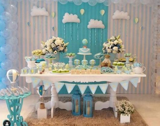 decoração festa balão