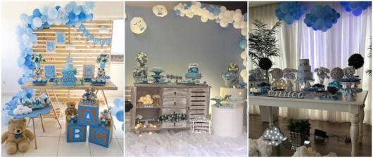 ideias para decoração azul