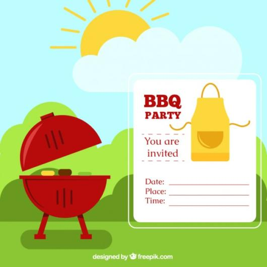Todo o clima da festa em seu convite!