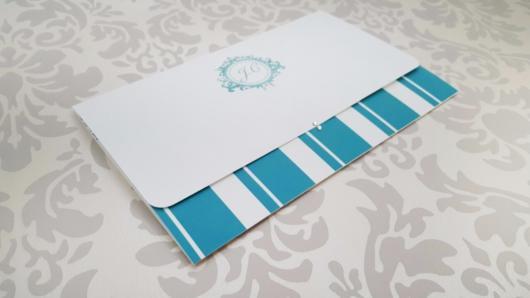 convite casamento festa azul tiffany