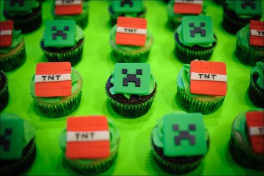 De fato, a maneira simples de decorar os cupcakes é uma grande vantagem