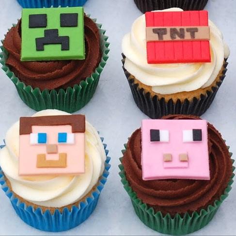 Veja como faz toda a diferença uma decoração impecável em seu cupcake