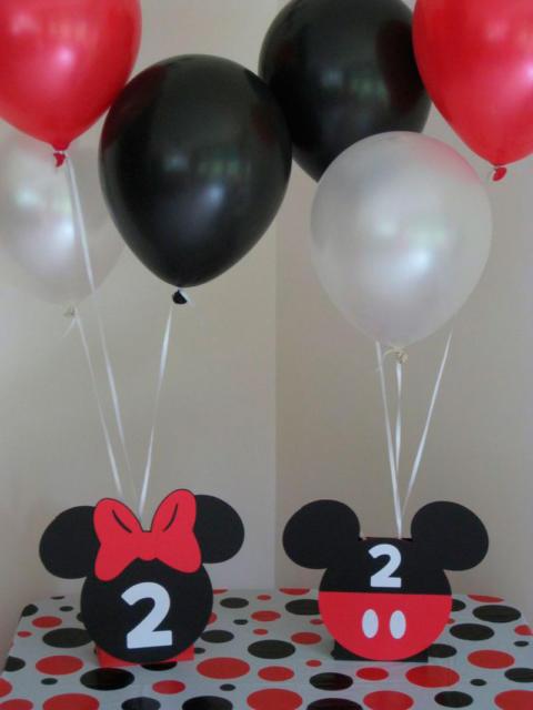 Molde de EVA com balões