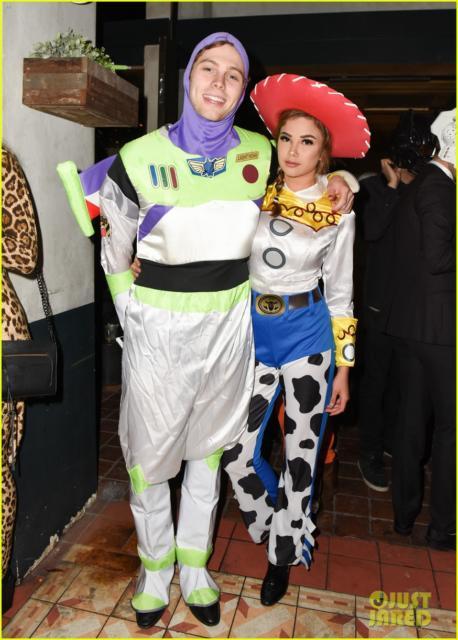 O casal Buzz + Woody sempre faz o maior sucesso