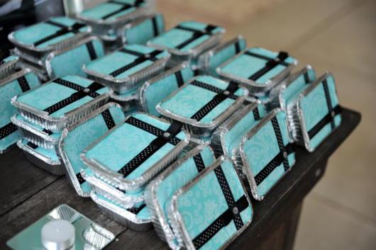 marmita festa azul tiffany