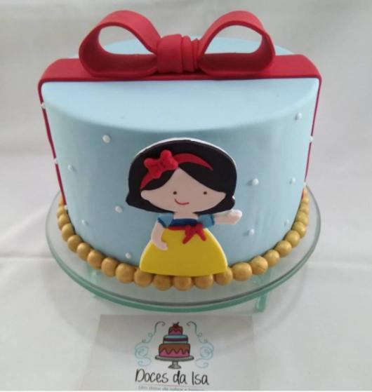 Festa na caixa infantil: Branca de Neve
