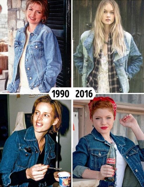 Jaquetas jeans também são bem-vindas, sobretudo para criar um look mais alternativo e descolado