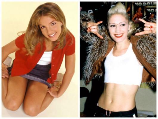 Britney Spears e outras personalidades que fizeram sucesso na época podem ajudar você a definir o melhor look