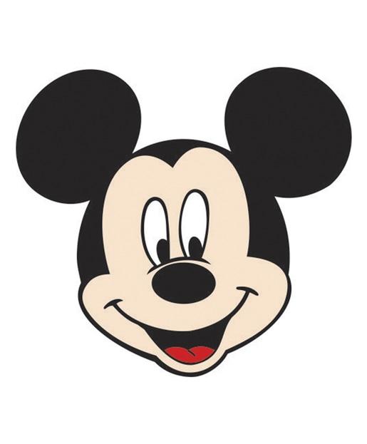 Enfeite de mesa do Mickey para imprimir grátis