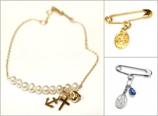 Inspire-se aqui com várias ideias de bijuterias para afilhados