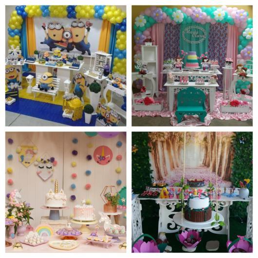 As melhores dicas e um planejamento completo para montar uma linda festa infantil