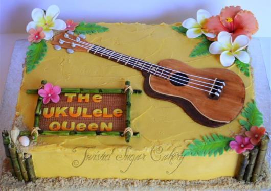 bolos havaianos masculinos