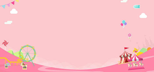 convite circo rosa