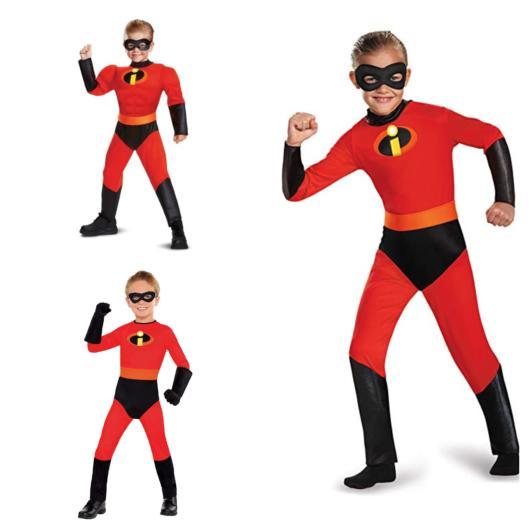 Sem dúvidas, os meninos vão se divertir ao usar um traje inspirado nesse filme
