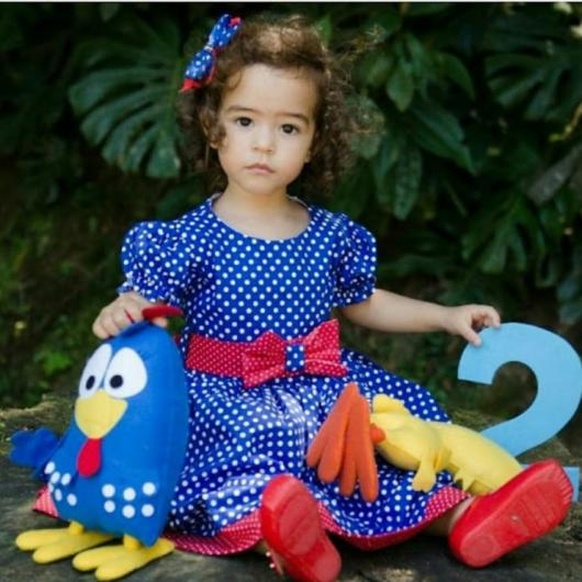 fantasia galinha pintadinha infantil