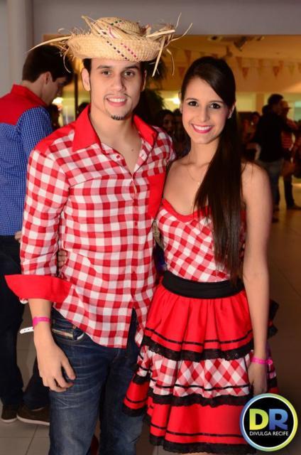 look combinando casal