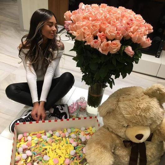 Surpresa para namorada: buque de flores paraDia dos Namorados