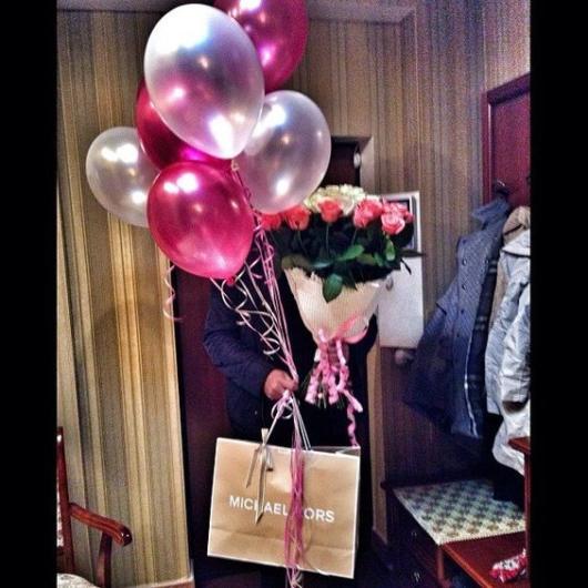Surpresa para namorada: aniversário com flores