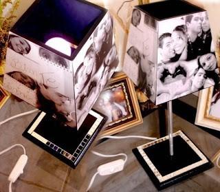 Surpresa para namorada: simples luminária personalizada