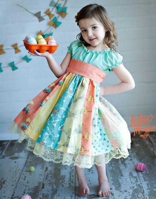 Vestido de festa junina: infantil