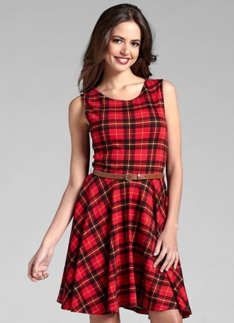 Vestido de festa junina: vestido de luxo vermelho