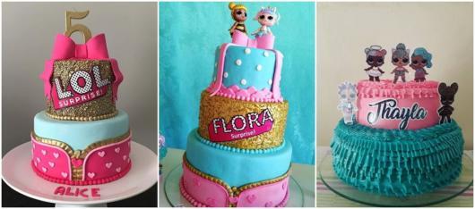 ideias de bolos de 2 e 3 andares