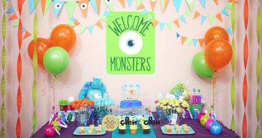 festa Monstros S.A.