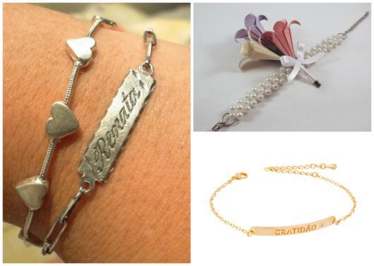 Inspire-se com pulseiras maravilhosas para suas madrinhas